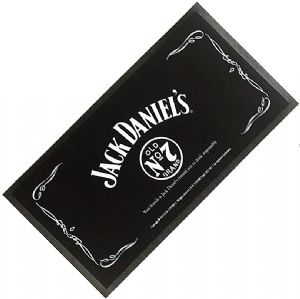 Jack Daniels Small Bar Wetstop Runner  450mm x 220mm  (pp)